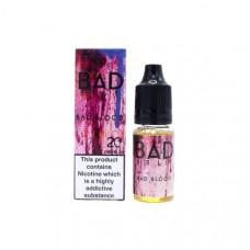 10mg Bad Drip Nic Salts 10ml (50VG/50PG) - Flavour: Bad Blood