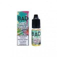 10mg Bad Drip Nic Salts 10ml (50VG/50PG) - Flavour: Farleys Gnarly