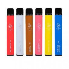 20mg ELF Bar Disposable Vape Pod 600 Puffs - Flavour: Apple Peach