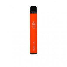 20mg ELF Bar Disposable Vape Pod 600 Puffs - Flavour: Mango