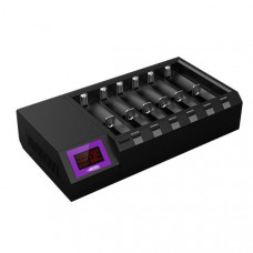 Efest LUC Blu6 Bluetooth LCD 6 Bay Charger