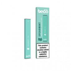 10mg Vaptio Beco Bar Disposable Vape Pod - Flavour: Spearmint