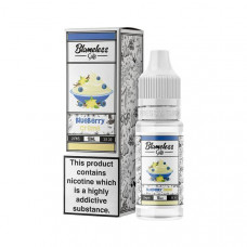 10mg Blameless Juice Co. 10ml Nic Salts (50VG/50PG) - Flavour: Blueberry Creme