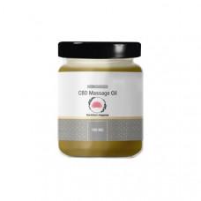 Blackthorn Organics 100mg CBD Massage Oil 95g