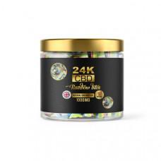 24K 1000mg CBD Premium Gummies - Flavour: Rainbow Bites