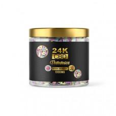 24K 1500mg CBD Premium Gummies - Flavour: Fizzy Dummies