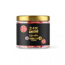 24K 1500mg CBD Premium Gummies - Flavour: Cola Cubes