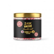 24K 1500mg CBD Premium Gummies - Flavour: Dracula Teeth
