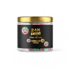 24K 1000mg CBD Premium Gummies - Flavour: Twin Cherries