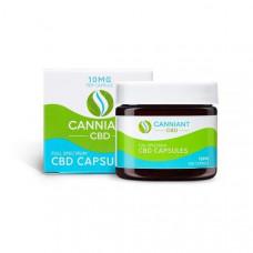 Canniant Full Spectrum 300mg CBD Capsules - 30 Capsules
