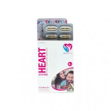 Canabidol 300mg CBD Oral Capsules 30 Caps - Heart