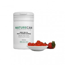 Naturecan 200mg CBD Vegan Multivitamin Gummies