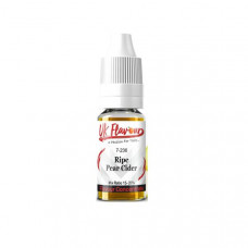 10 x 10ml UK Flavour Cider Range Concentrate 0mg (Mix Ratio 15-20%) - Flavour: Ripe Pear Cider