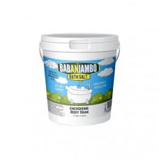 Babanjambo 100mg CBD Citrus Fresh Energising Bath Salt - 900g