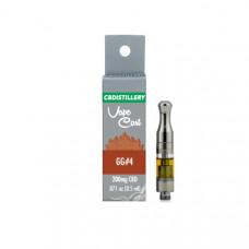 CBDistillery 200mg CBD Vape Cartridges - Flavour: GG#4