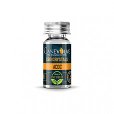 Canevolve CBD Terpene Infused 99.7%  Isolate 1000mg CBD - Flavour: ACDC