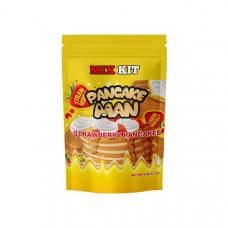 Pancake Man Strawberry Pancakes DIY Mix Kit 180ml