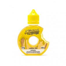 Glazed Goodies by Vape Breakfast Classics 80ml Shortfill 0mg (70VG/30PG) - Flavour: Lemon Jam