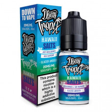 10MG Doozy Tropix Salts by Doozy Vape Co (50VG/50PG) - Flavour: Hawaii