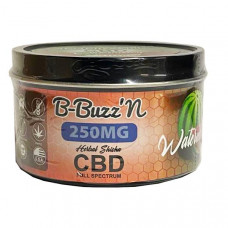 B-BuzzN Herbal Full Spectrum CBD Herbal Shisha 250mg CBD - Flavour: Watermelon