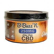 B-BuzzN Herbal Full Spectrum CBD Herbal Shisha 250mg CBD - Flavour: Orange