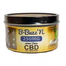 B-BuzzN Herbal Full Spectrum CBD Herbal Shisha 250mg CBD - Flavour: Mixed Fruits