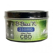 B-BuzzN Herbal Full Spectrum CBD Herbal Shisha 250mg CBD - Flavour: Melon
