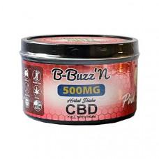 B-BuzzN Herbal Full Spectrum CBD Herbal Shisha 500mg CBD - Flavour: Pink Lemonade