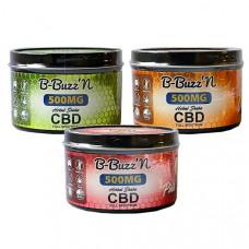 B-BuzzN Herbal Full Spectrum CBD Herbal Shisha 500mg CBD - Flavour: Mango