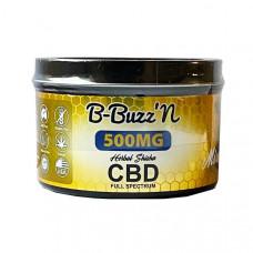 B-BuzzN Herbal Full Spectrum CBD Herbal Shisha 500mg CBD - Flavour: Mixed Fruits