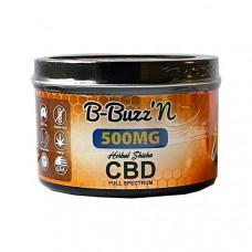B-BuzzN Herbal Full Spectrum CBD Herbal Shisha 500mg CBD - Flavour: Orange