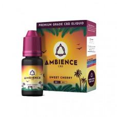 Ambience CBD Eliquids 100mg CBD 10ml - Flavour: Sweet Cherry