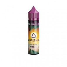 Ambience CBD Eliquids 1000mg CBD 60ml - Flavour: Menthol