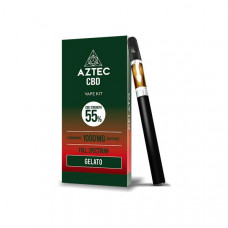Aztec CBD 100mg CBD Vaping Liquid 10ml (50PG/50VG) - Flavour: Sour Diesel
