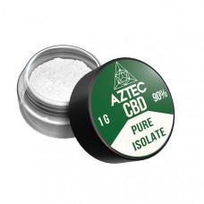 Aztec CBD Isolate 90% 1000mg CBD - 1g
