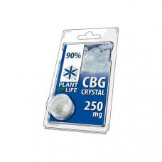 Plant Of Life 250mg CBG Crystal Powder Bulk 90% CBG