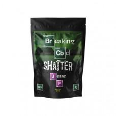 Breaking CBD 98% CBD Shatter - 1g - Flavour: Jesse P