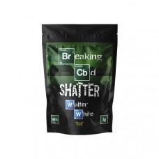 Breaking CBD 98% CBD Shatter - 1g - Flavour: Walter White
