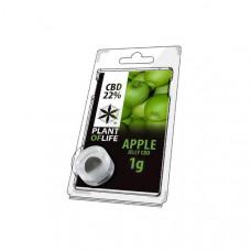 Plant Of Life Fruit Market Jelly 22% CBD 1g - Apple