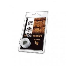 CBD 1g Jelly Cookies 22%
