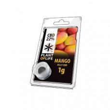 CBD 1g Jelly Mango 22%