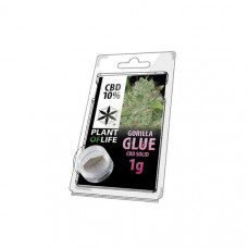 CBD Hash 1g Gorilla Glue 10%