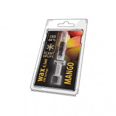 CBD Wax 0.5G Mango Fruit 66%