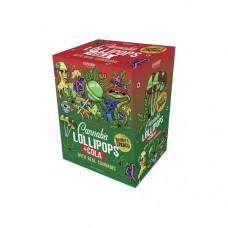 Euphoria Big Pack Cannabis + Cola Lollipops 12g x 200pcs (Approx)