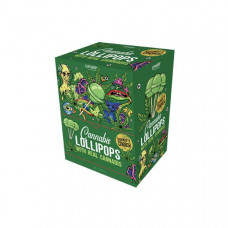 Euphoria Big Pack Cannabis Lollipops 12g x 200pcs (Approx)