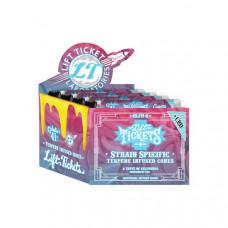 Lift Tickets 710 CBD Terpene Infused Rolling Cones - Gelato 41 - Amount: 16 Cones (full pack)