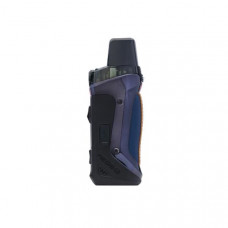 Geekvape Aegis Boost Pod Kit - Luxury Edition - Color: Navy Blue
