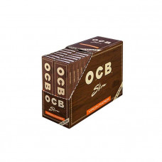 32 OCB King Size SLIM Virgin Papers + TIPS