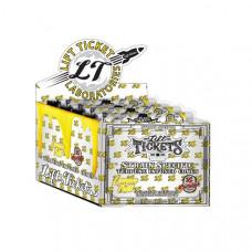 Lift Tickets 710 CBD Terpene Infused Rolling Cones - Lemon Fuel - Amount: 16 Cones (full pack)