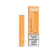10mg Vaptio Beco Bar Disposable Vape Pod - Flavour: Peach Ice